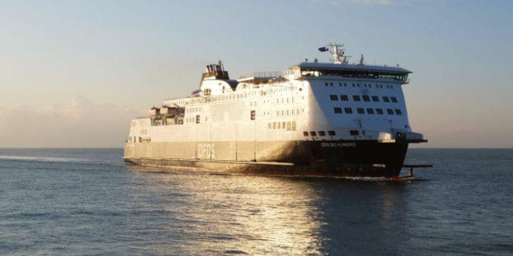Côte Des Flandres Ferry