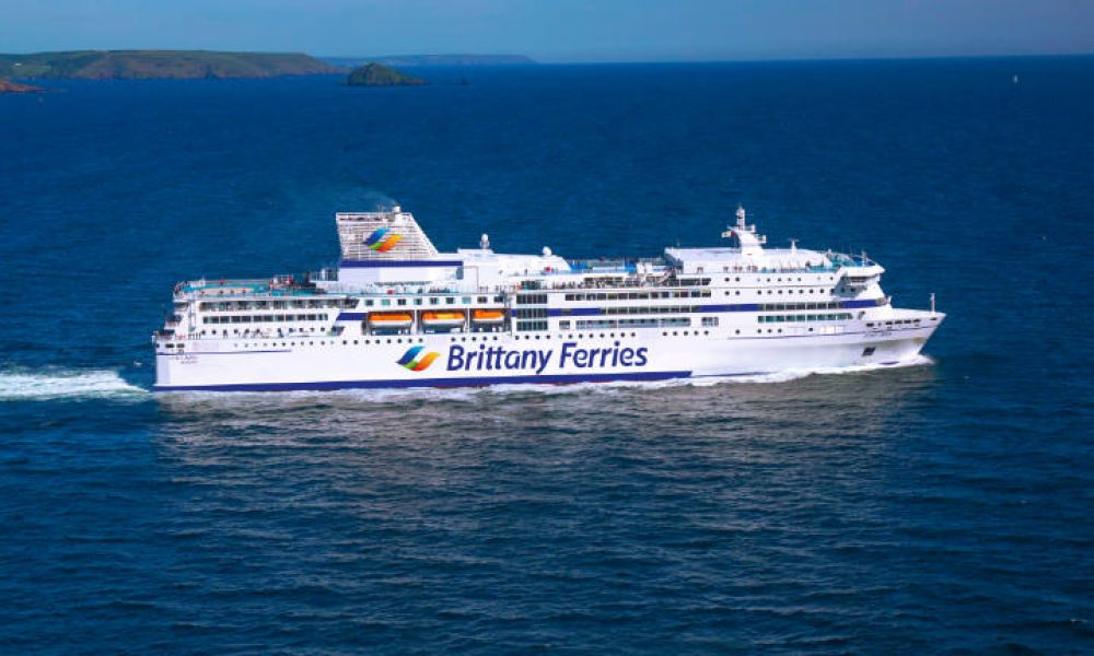 Brittany Ferries Cabins