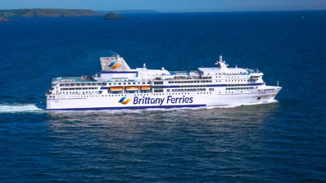Brittany Ferries Pont Aven