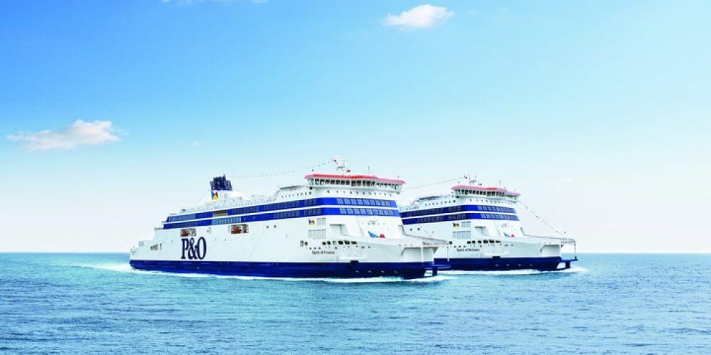 Dover Calais Times P&O Ferries