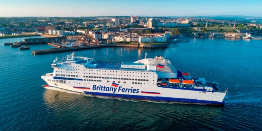 Ferries from Portsmouth to France