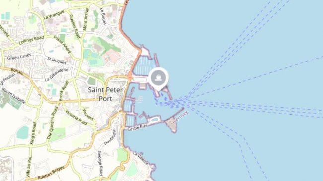 Guernsey Ferry Port