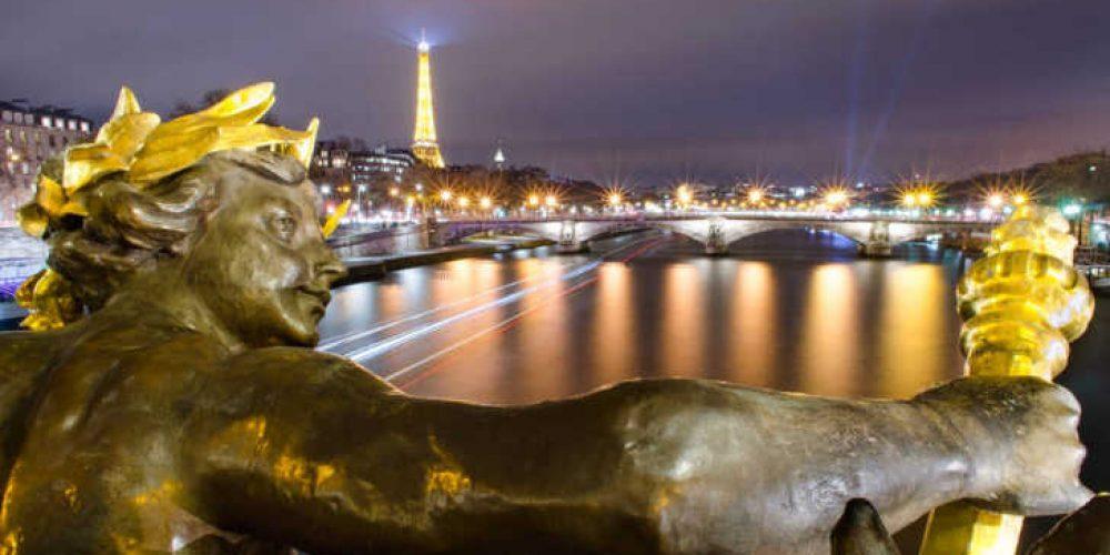 How Far is Calais From Paris?