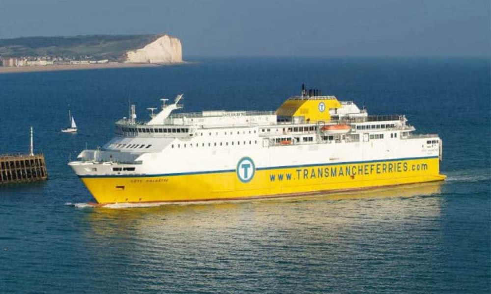 Newhaven Dieppe Times DFDS Ferries