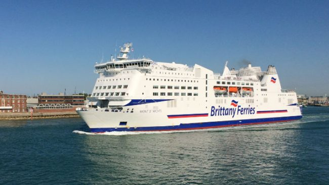Portsmouth to Caen Ferry FAQ's