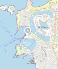 St Malo Ferry Port