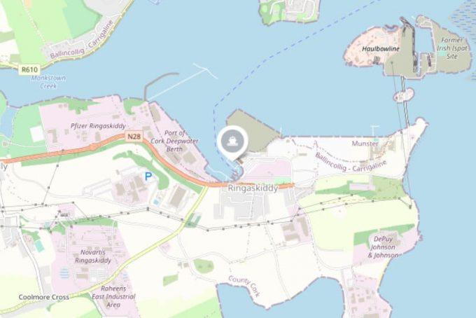 Cork Ferry Port