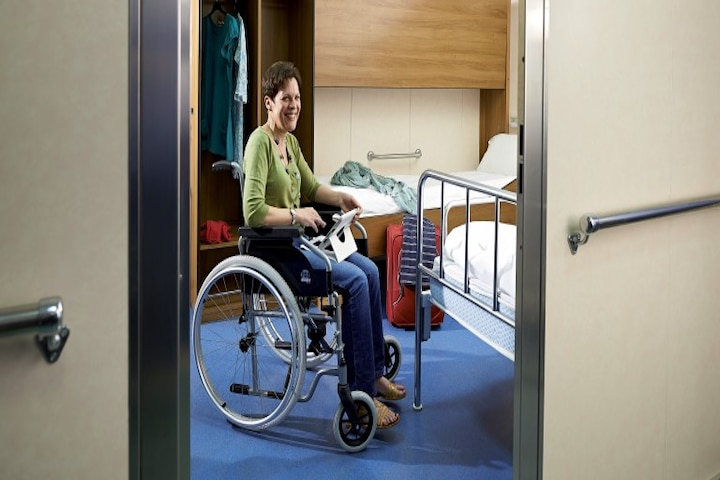 Wheelchair Accessible Cabin
